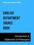 English Department Source Book by Lisa Roy Davis and Michael Schueth