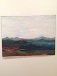 Kristina Taherzadeh: Clear Skies, Oil - Jennifer Seibert, Painting I