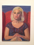 Grace Tang: Madison, Oil on Canvas - Jennifer Seibert, Painting I