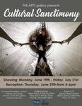 .Cultural Sanctimony Photography Exhibition Poster