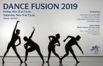 Dance Fusion 2019- November 8th-9th, 2019