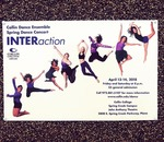 Spring Dance Concert INTERaction- April 13th-14th, 2018