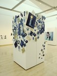 Abby Quillen-Let Go-Cyanotype on Shizen, Indian Rag Paper-Prof Elizabeth Mellott