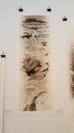 "Guy R. Giersch- Bisti #2. Archival Ink Jet Print 16"" x 48"""