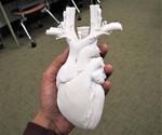3D Printed heart- June 2019