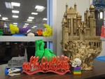 3D Projects created at the McKinney Campus Makerspace- August 2018