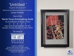 .North Texas Printmaking Guild Poster 4