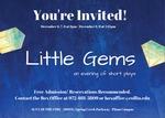 Little Gems- December 6th, 2018