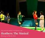 Heathers: The Musical- March 8th, 2018