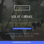God of Carnage- December 1st, 2016