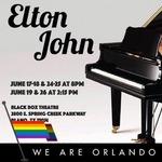 Elton John- June 17th, 2016