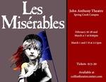 Les Miserables- February 26th, 2015