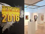 Art Student Invitational 2016 Entrance