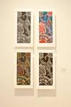 Derrich Hamm, Hearts and Astronauts, Various Forms of Intaglid Prints