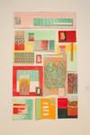 Nadya Archbold, Untitled, Acrylic, Marker, Micron