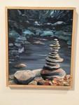 Heather Parsons - Alignment - Oil on Canvas - Painting I, Jennifer Seibert